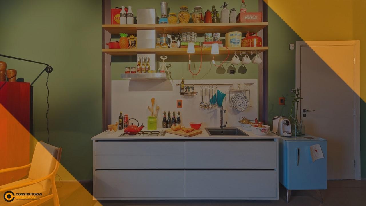 20 ideias para organizar sua cozinha