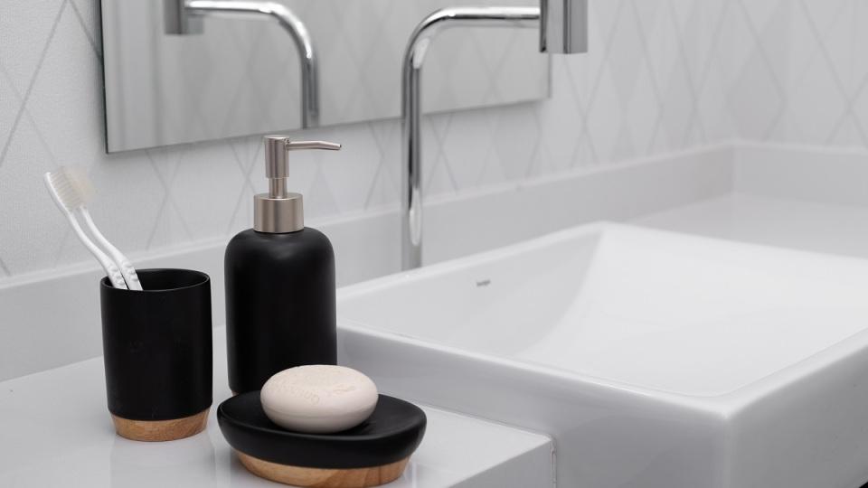 Banheiro - Acessórios para banheiro - Modelo 02