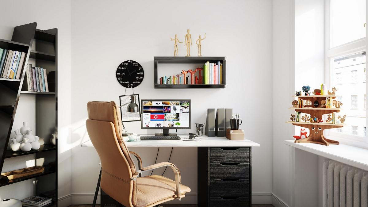 Como Montar Seu Escritório em Casa: Veja Dicas Fáceis e Rápidas