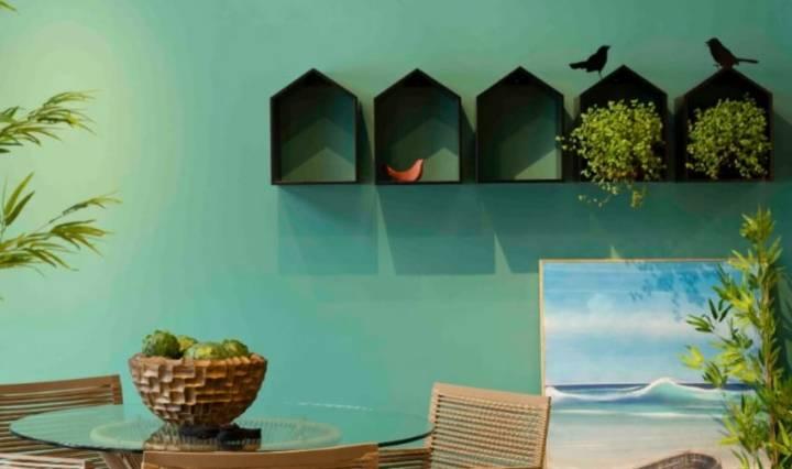 Casas de pássaros Rê interpretados pelo arquiteto remetem ao lúdico da cultura brasileira