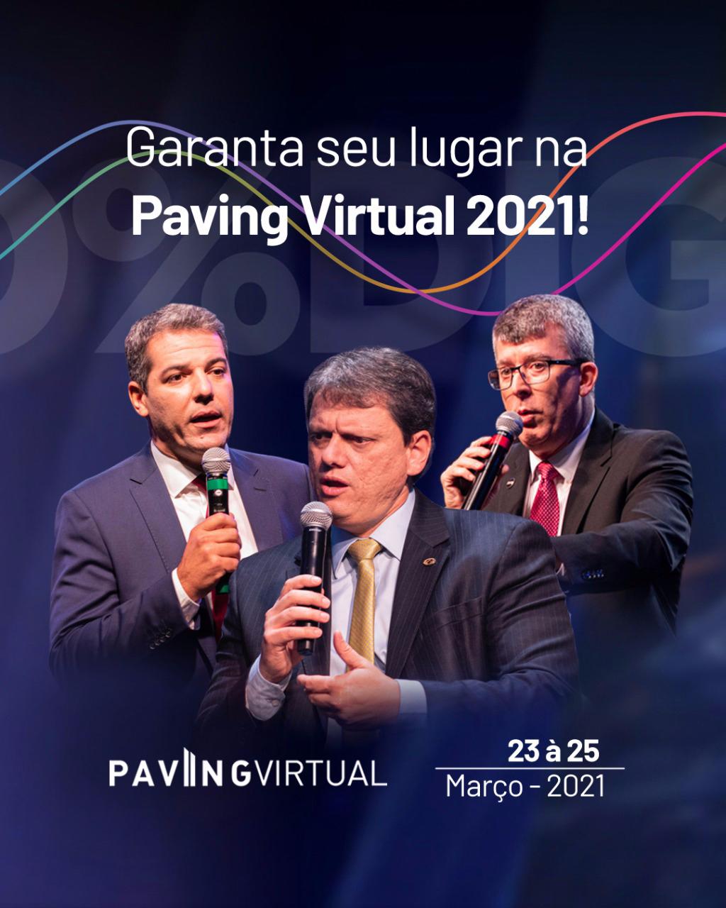 Paving Virtual 2021